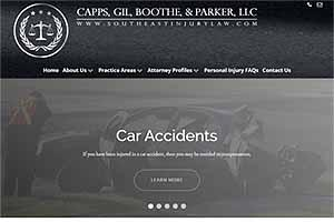 Capps, Gil, Boothe, & Parker LLC